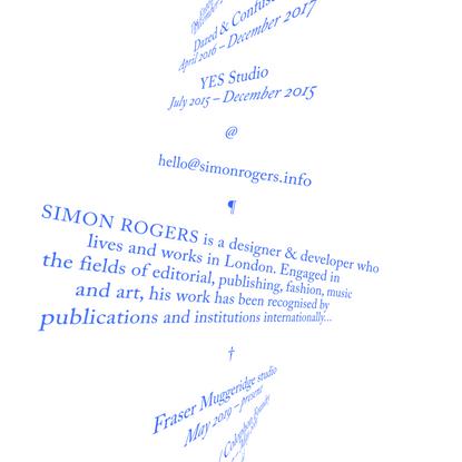 Simon Rogers