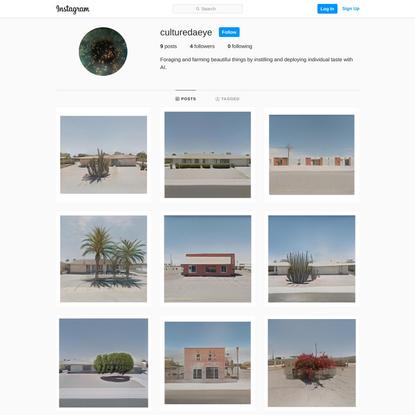 @culturedaeye profile on Instagram • 9 posts