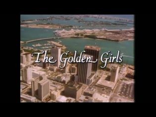 Golden Girls Opening and Closing Credits and Theme Song