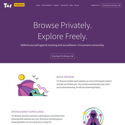 The Tor Project   Privacy & Freedom Online