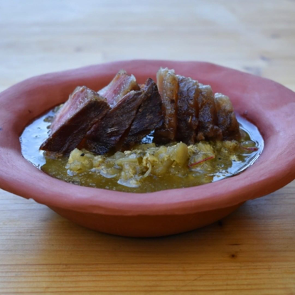 """Historical Italian Cooking on Instagram: """"Medieval Cabbage Soup - Anonimo Toscano's Recipe Chop the cabbage and mince the Fl..."""