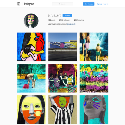 Joe Cruz (@jcruz_art) * Instagram photos and videos