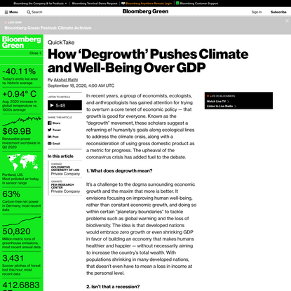 how-degrowth-pushes-climate-and-well-being-over-gdp-quicktake?cmpid=socialflow-twitter-climate