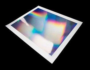 Decade Holographic Print