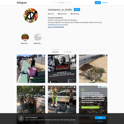 Compost Capitalism (@resistance_is_fertile) • Instagram photos and videos