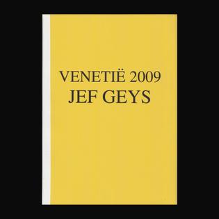 Jef Geys, Venetië, 2009