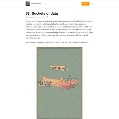 53. Buckets of data