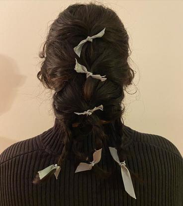 "em marie davenport on Instagram: ""did bae's hair"""