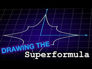Processing Tutorial: Creating Trippy Animations with the Superformula