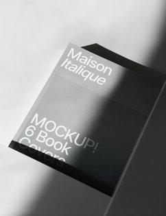 Mockup - 6 Book Covers