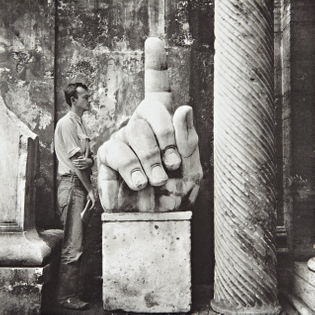 Robert Rauschenberg, Cy and Relics, 1952