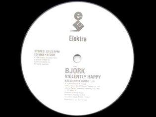björk - violently happy - basso hitto dubbo