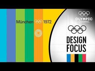 The precise and modern design of Munich 1972 | Design Focus