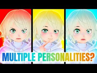 VR Avatars Help Multiple Personality Disorder (DID)