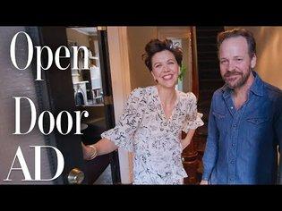 Inside Maggie Gyllenhaal and Peter Sarsgaard's Brooklyn Home | Open Door | Architectural Digest
