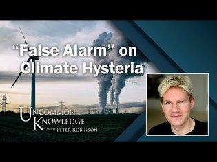 "Bjorn Lomborg Declares ""False Alarm"" on Climate Hysteria"