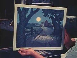 Walt Disney's MultiPlane Camera (Filmed Feb. 13, 1957)