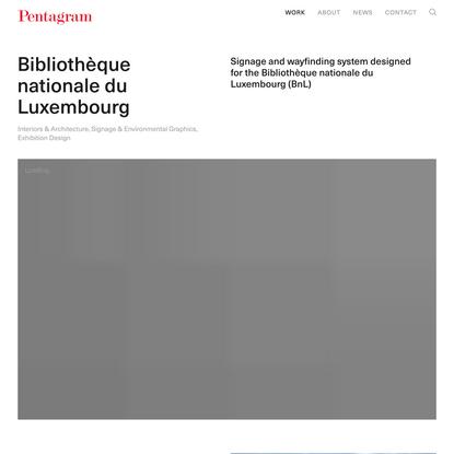 Bibliothèque nationale du Luxembourg — Story