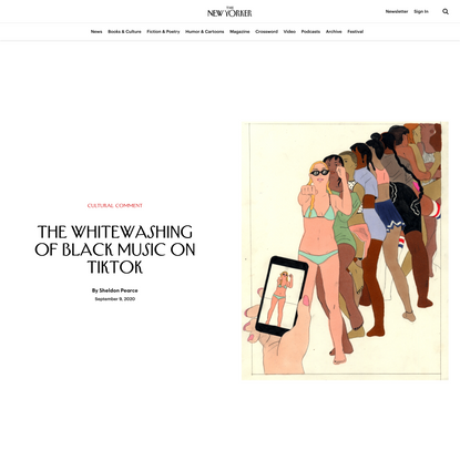 The Whitewashing of Black Music on TikTok