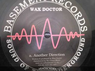 Wax Doctor - Another Direction