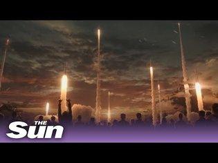 The Wandering Earth (2019) trailer HD