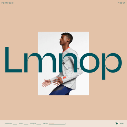Home Page - LMNOP