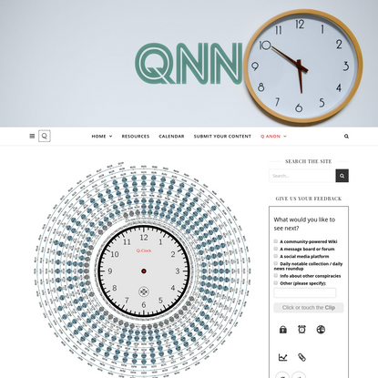 How to Read the Q Clock