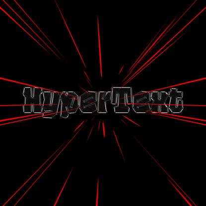 HyperText * Future Fonts Year One