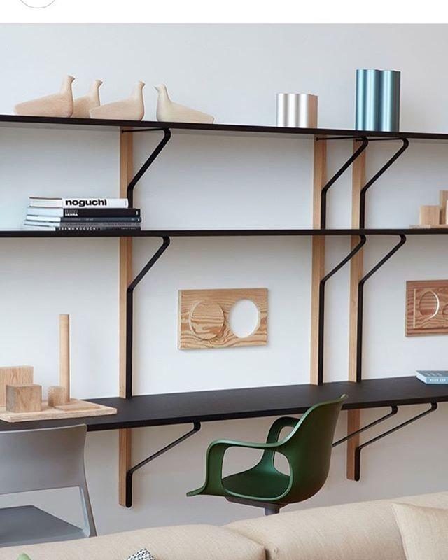 Repost @studioyellowtrace photo of allard pierson apartment installation for Vitra Haus @vitra