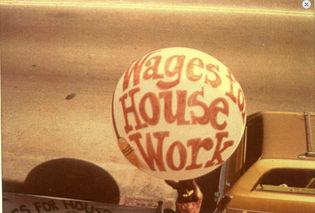 Wages for Housework.