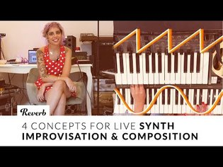 4 Concepts For Synthesizer Improvisation