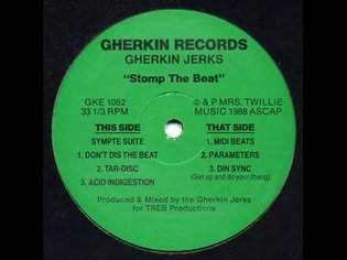 Gherkin Jerks - Dont Dis The Beat