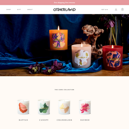 Otherland: The Scented Candles Every Home Needs to Create Any Vibe