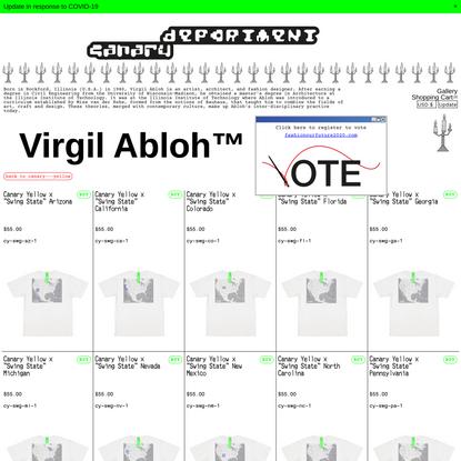 Virgil Abloh™ GALLERY