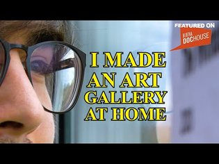 Art Gallery From Home
