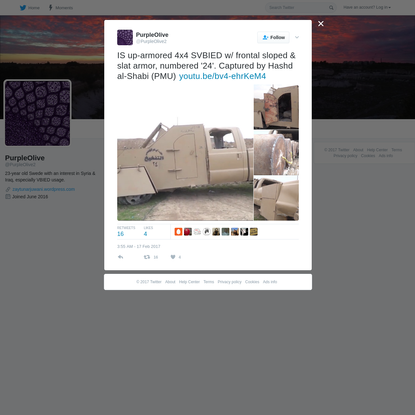 PurpleOlive on Twitter