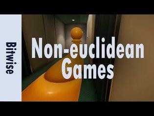 How do non-euclidean games work? | Bitwise