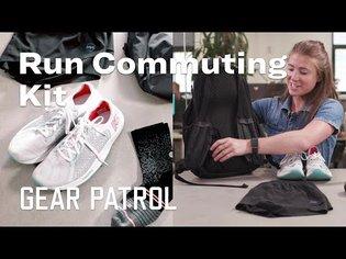 Run Commuting Kit | The Gear You Need If You Run to Work