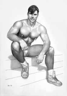 Tom of Finland in Japan