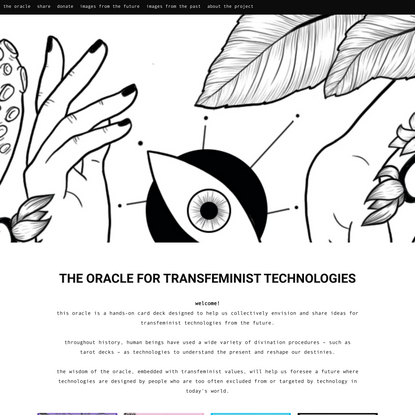 Feminist Principles To Envision Futures | Transfeminist Tech