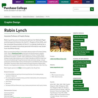Robin Lynch