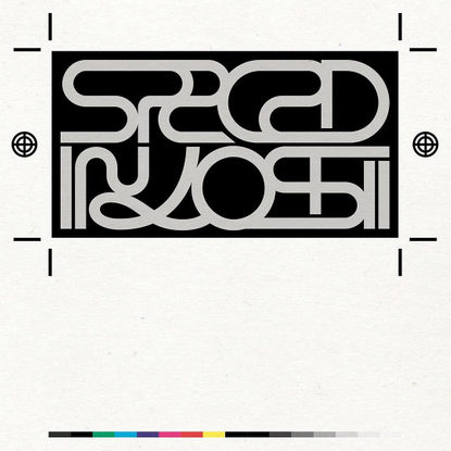 "Lavendr Type® on Instagram: ""Logo design by @w_studio_paris, @victorrouve, @hotline_intl and @joli_gillet for @spacedinlost ..."