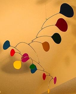 Alexander Calder, Hanging Mobile