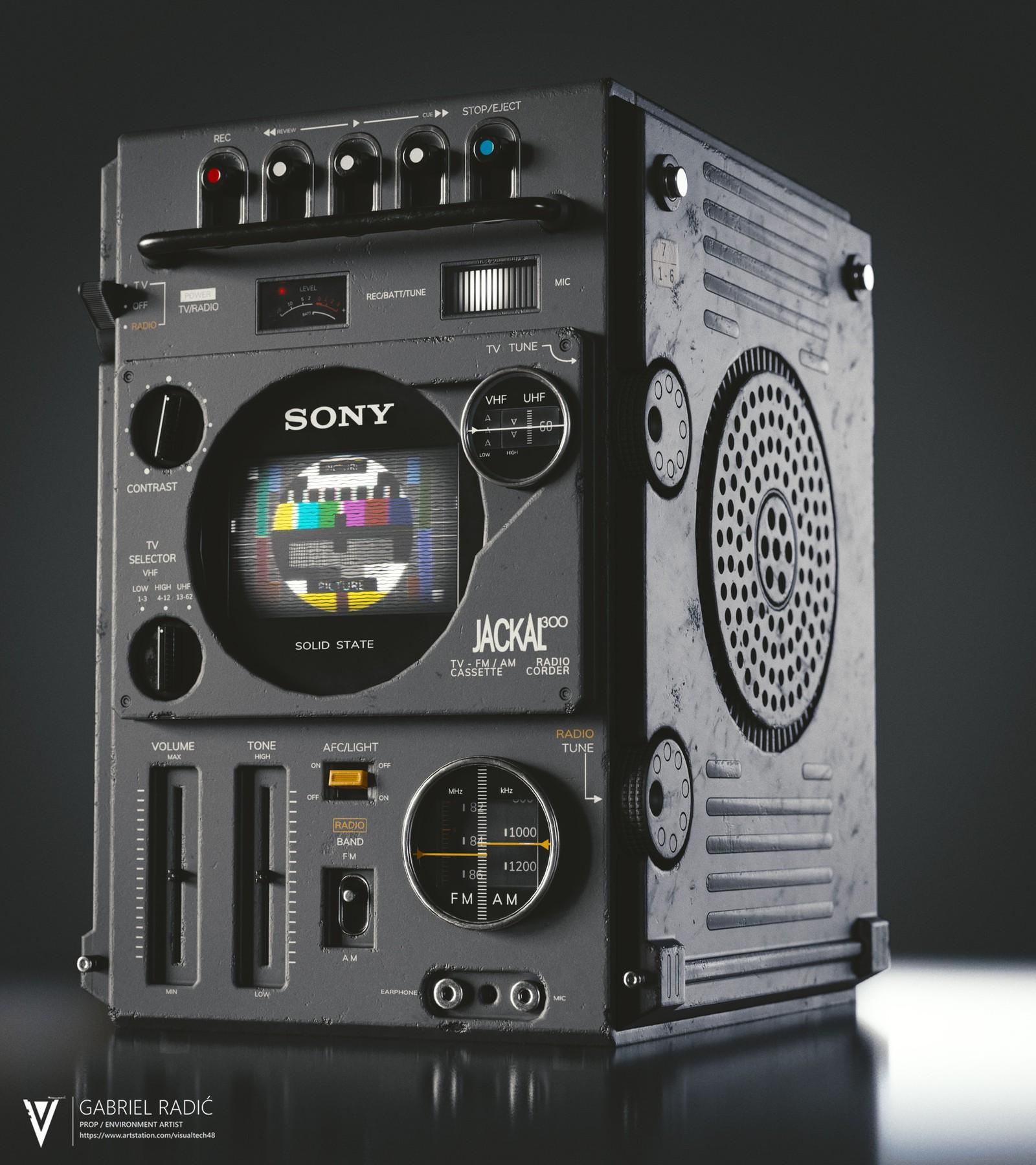 Sony Jackal 300
