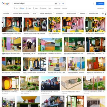 arakawa and gins – Google Suche