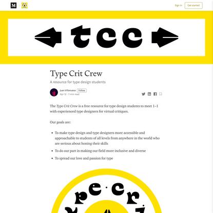 Type Crit Crew