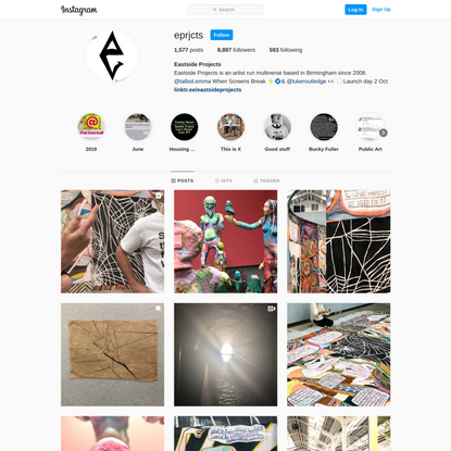Eastside Projects (@eprjcts) • Instagram photos and videos