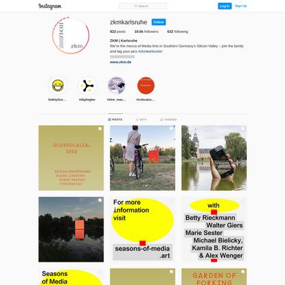 ZKM | Karlsruhe (@zkmkarlsruhe) • Instagram photos and videos