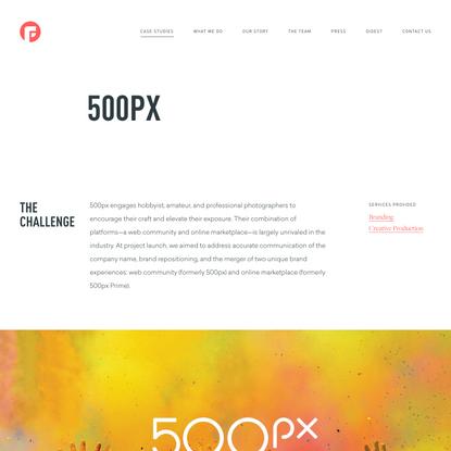 500px work by Focus Lab®