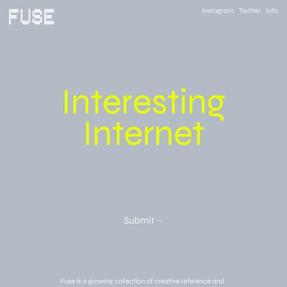 COLLECTION OF INTERNETSTUFF